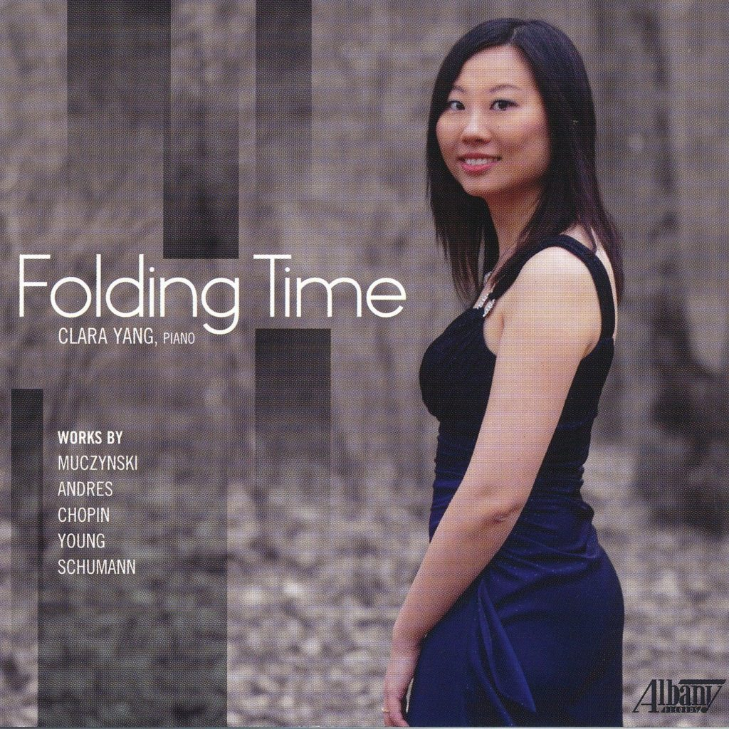 Folding Time album cover
