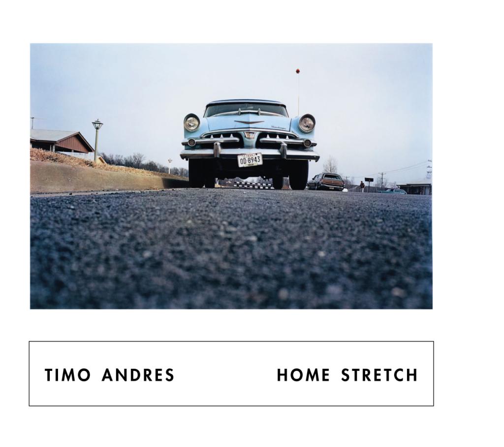 Home Stretch album cover