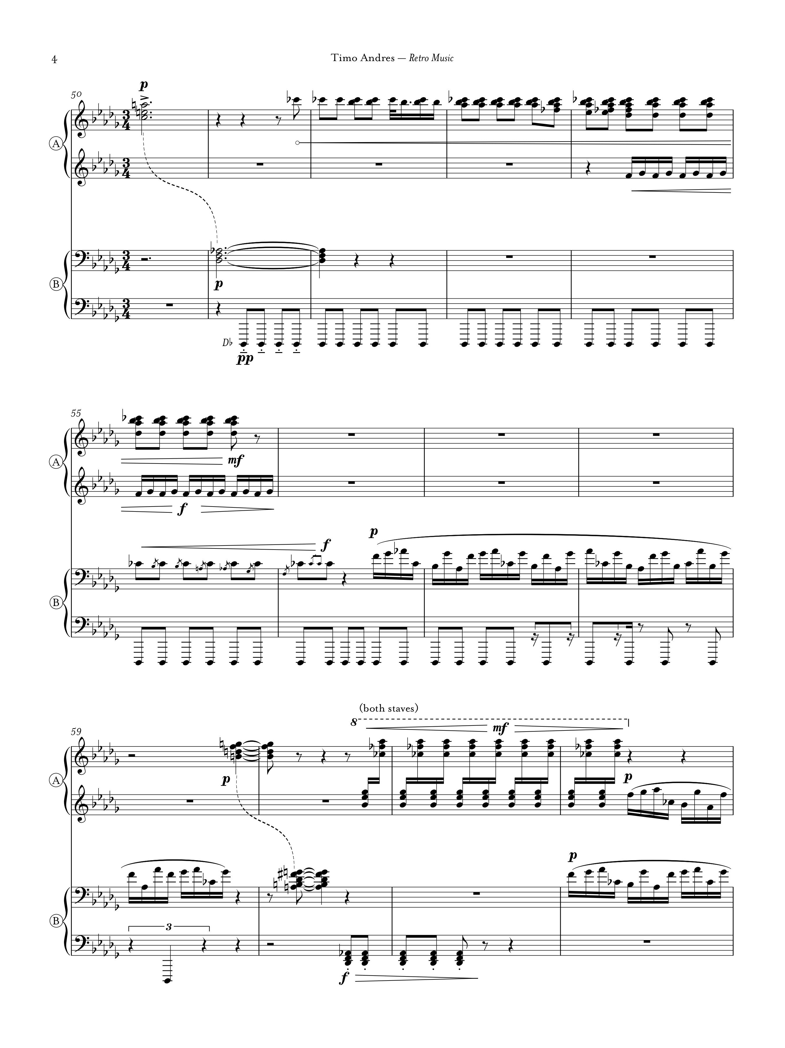 Retro Music, p. 4