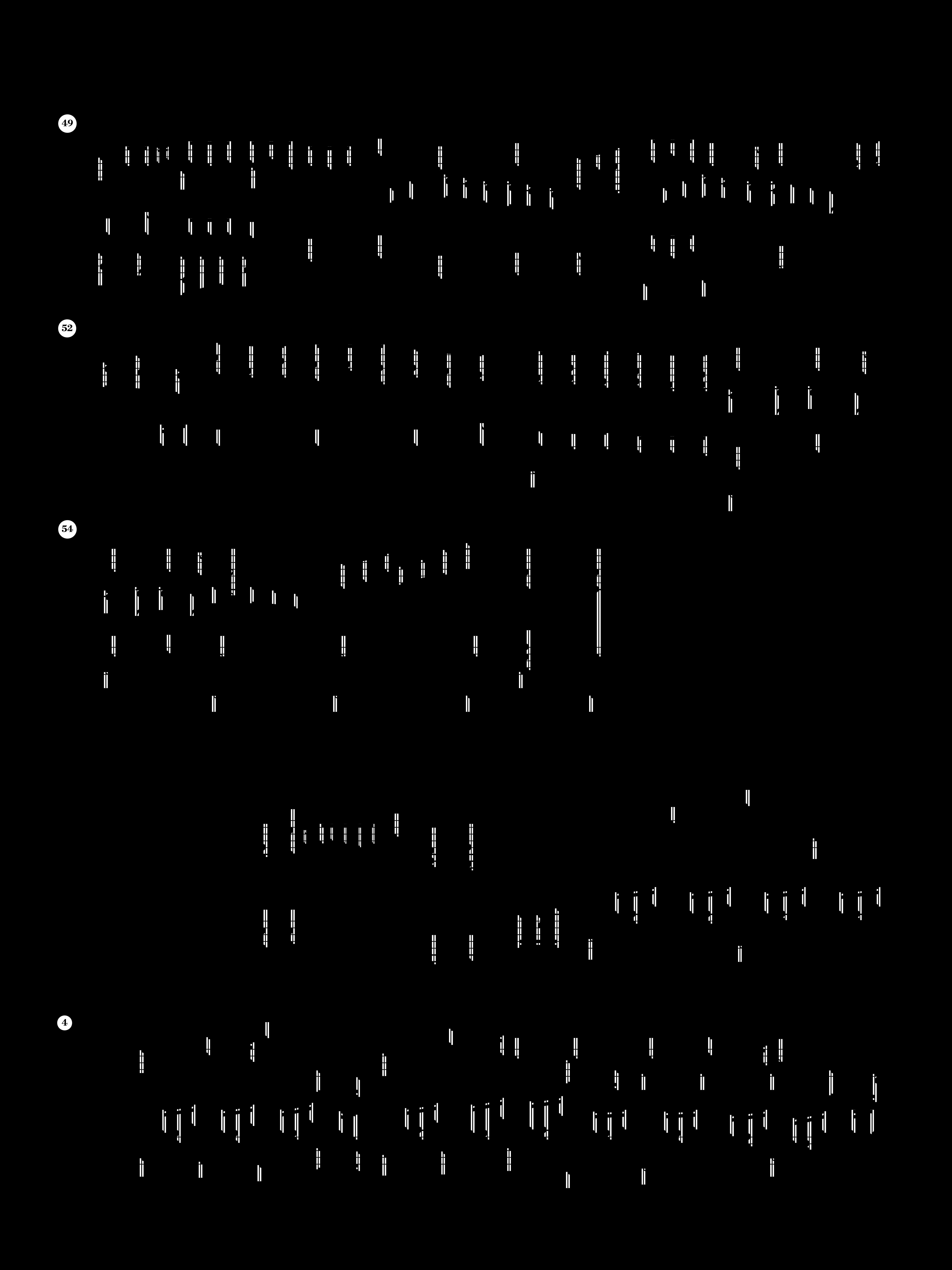 Schumann Canonic Etudes, p. 3
