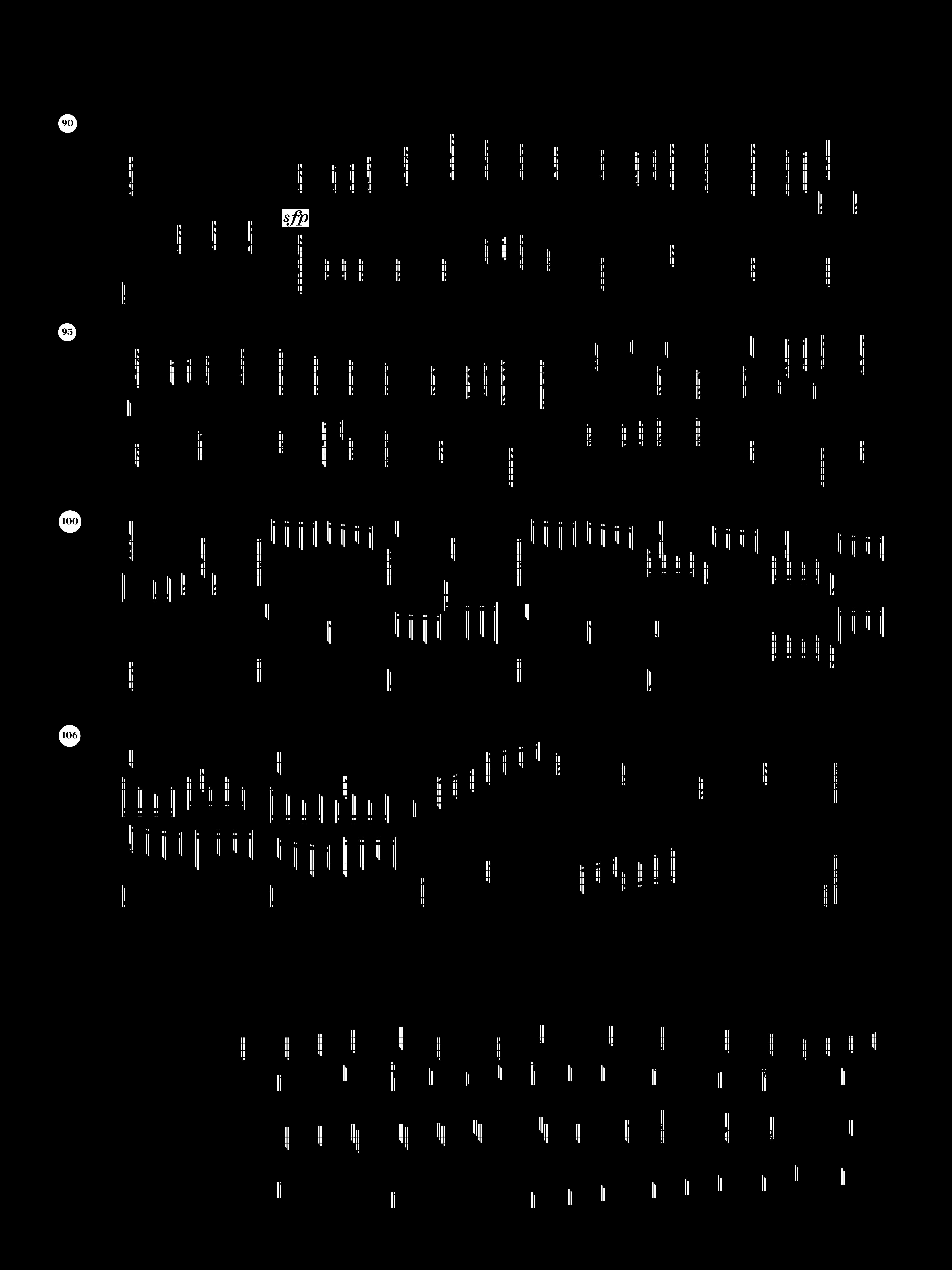 Schumann Canonic Etudes, p. 6