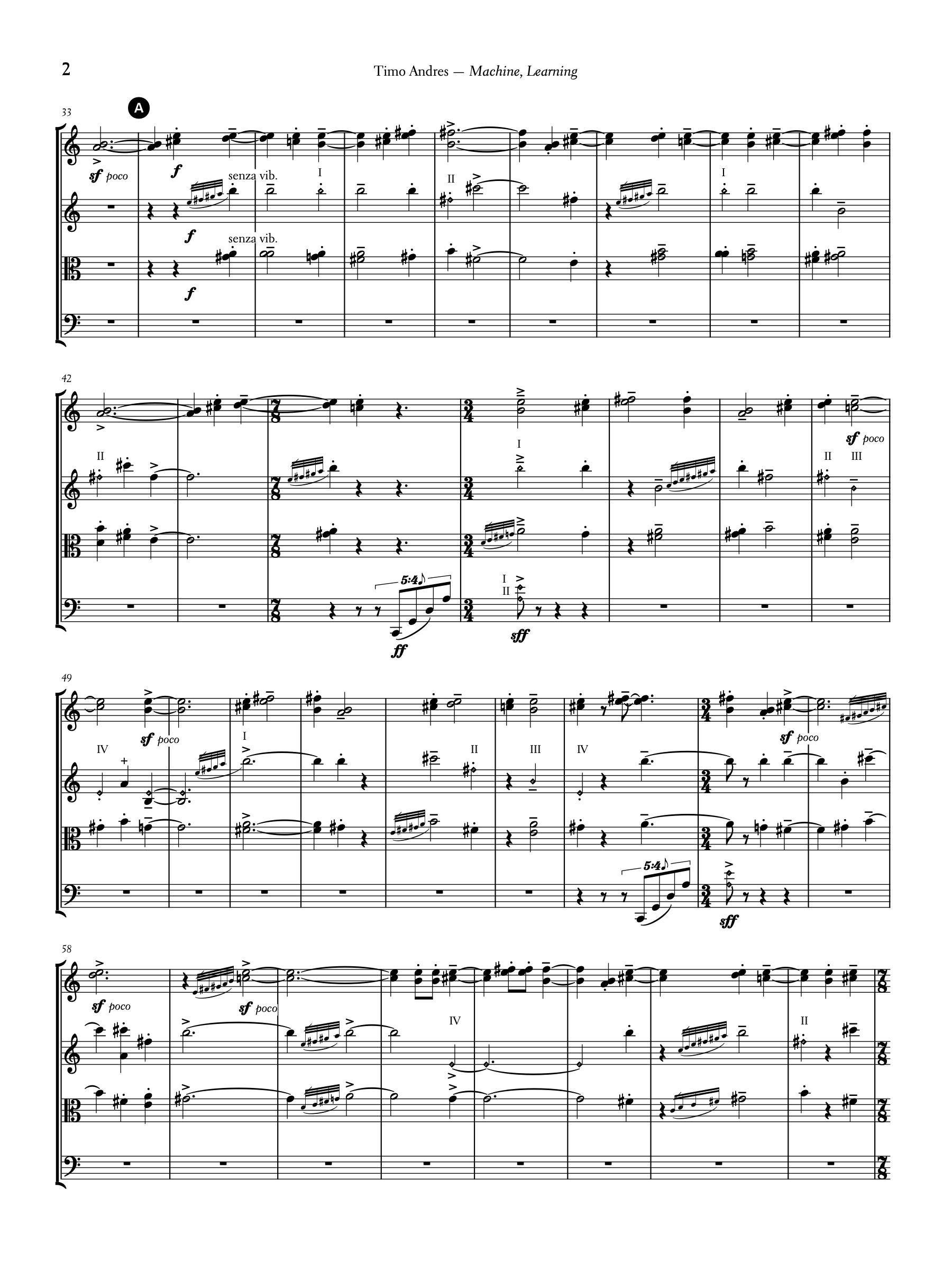 Piano Trio, p. 2