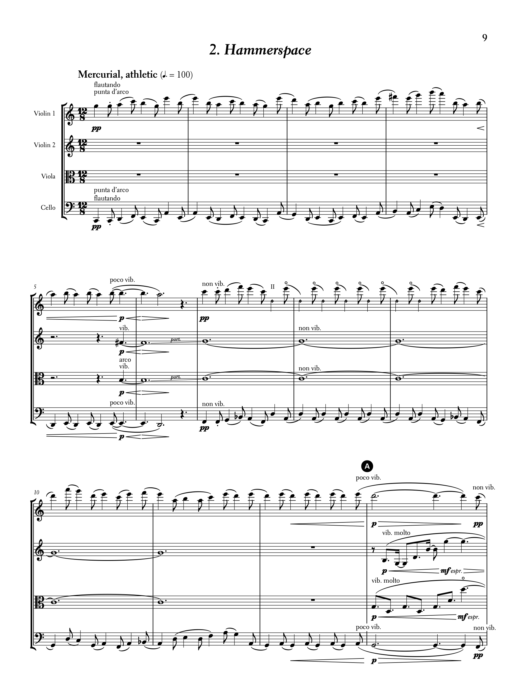 Piano Trio, p. 3