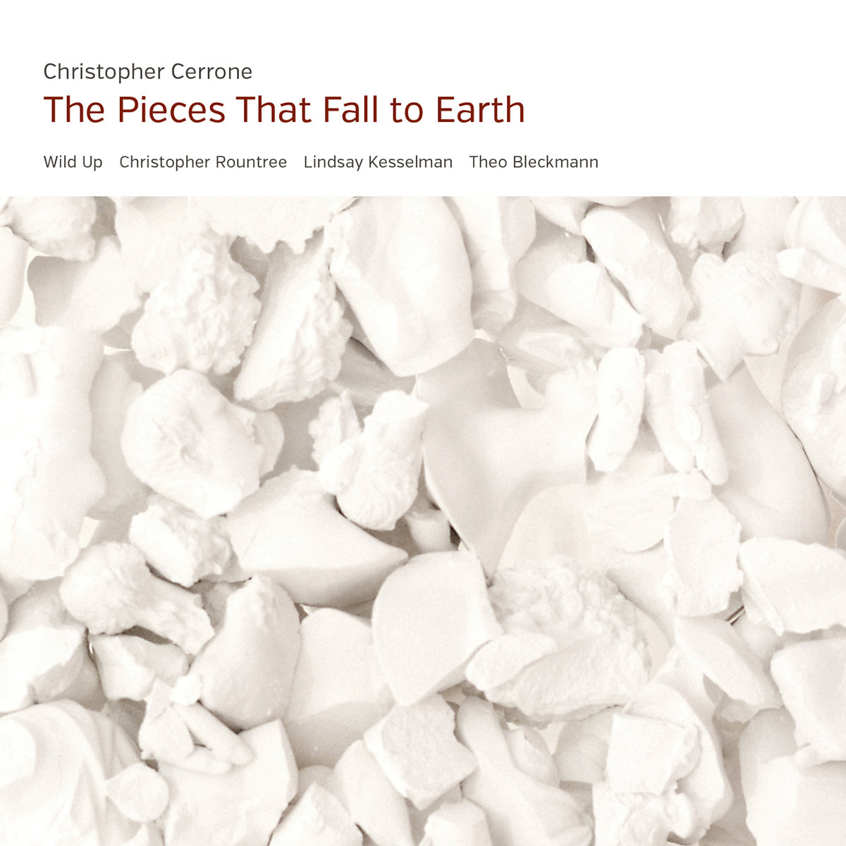The Pieces That Fall to Earth, album cover